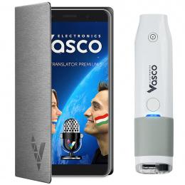 """Vasco Translator Premium 5"""" + Scanner"""